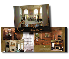 brochure cornelius homes kansas city custom home builder